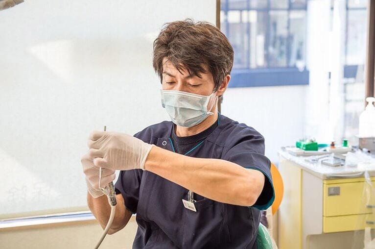 池澤歯科クリニックの歯周病治療
